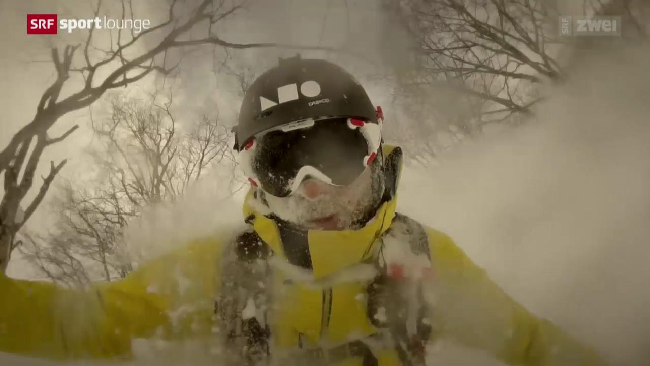 Freeski – das Comeback der Pommes-frites-Ski