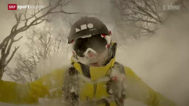 Video «Freeski – das Comeback der Pommes-frites-Ski» abspielen