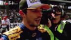 Video «Überraschender Sieger bei Indy-500-Jubiläum» abspielen