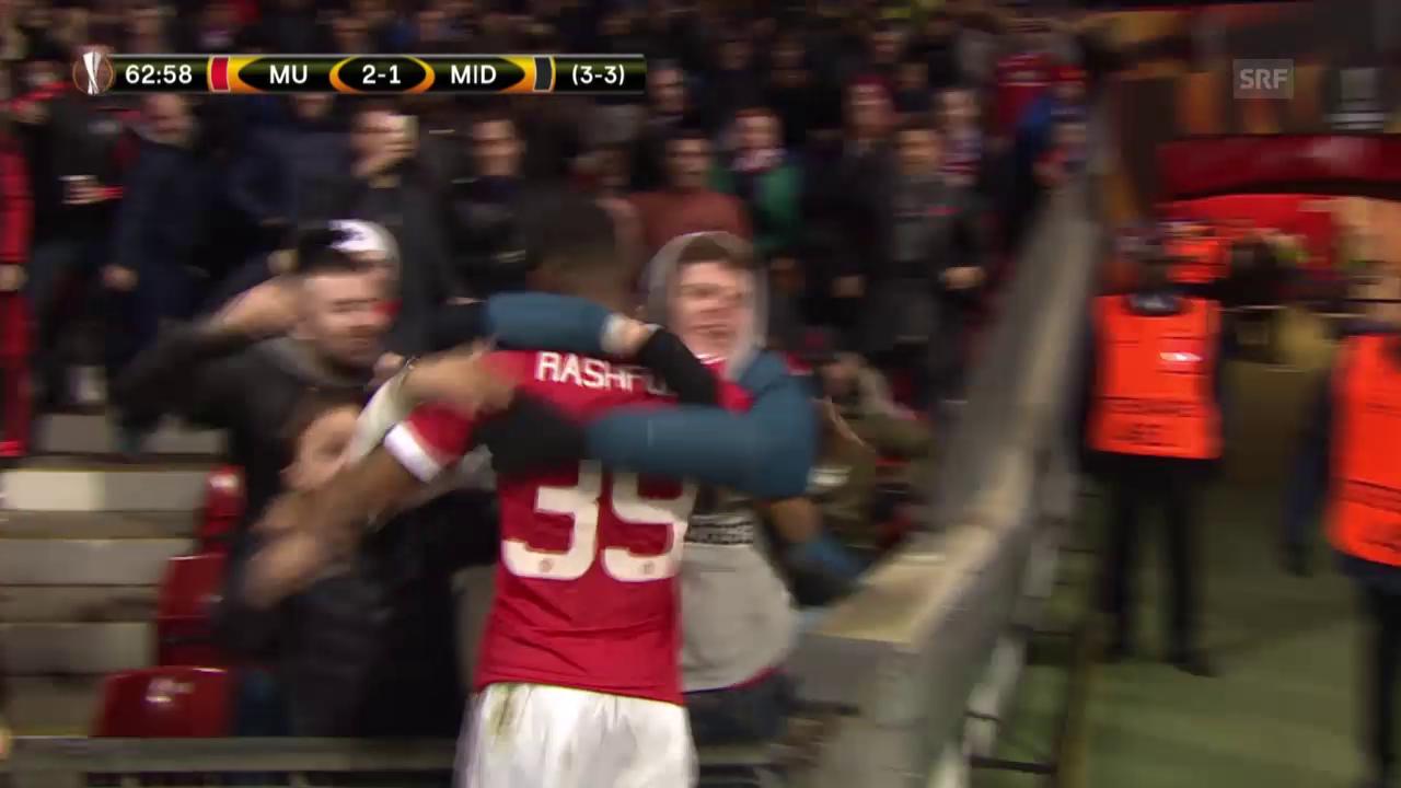 Manchester United - Midtjylland