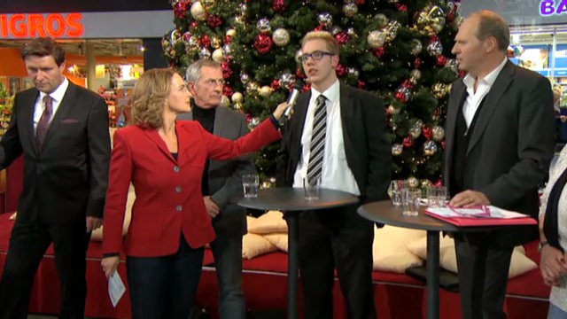 So kauft die Schweiz ein (Arena, 21.12.2012)