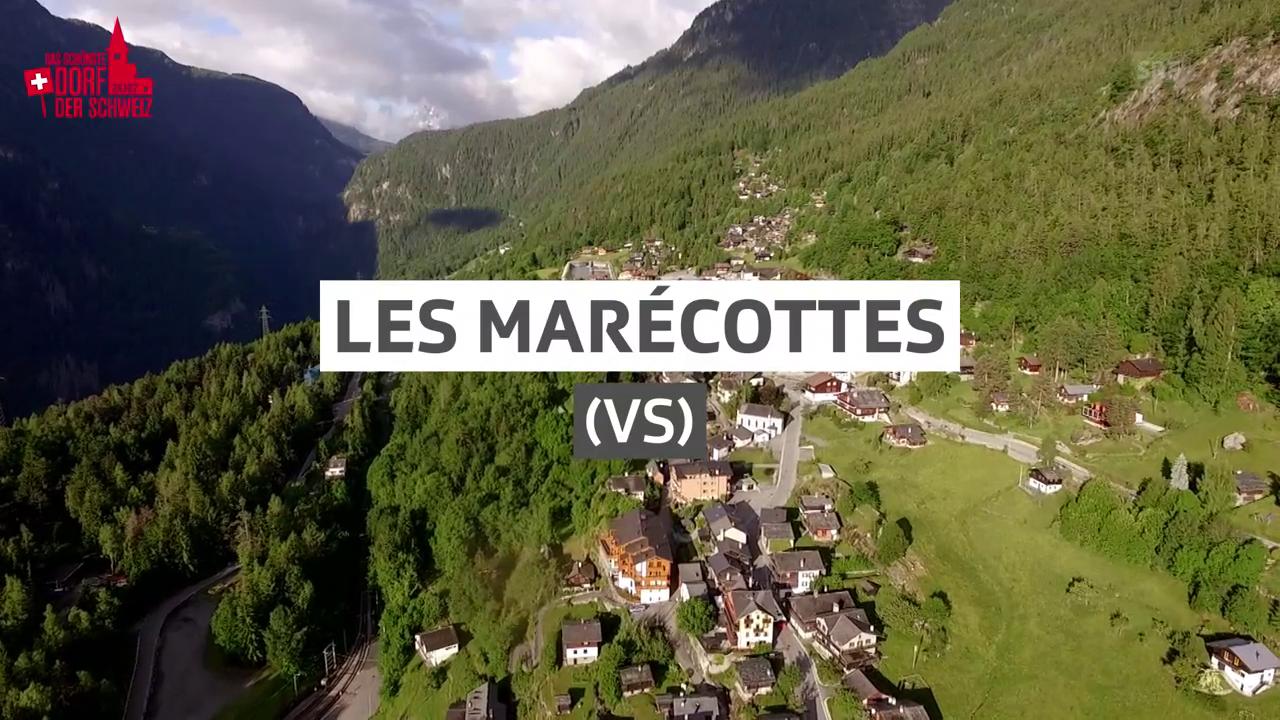 Dorfporträt: Les Marécottes (VS)
