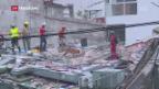 Video «Erdbeben in Mexiko fordert über 200 Tote» abspielen