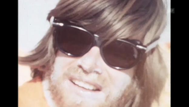 Video «Messners erste Everest-Besteigung (ohne Ton)» abspielen