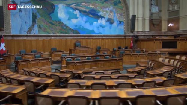 Video «Parlament wird wirtschaftsfreundlicher» abspielen