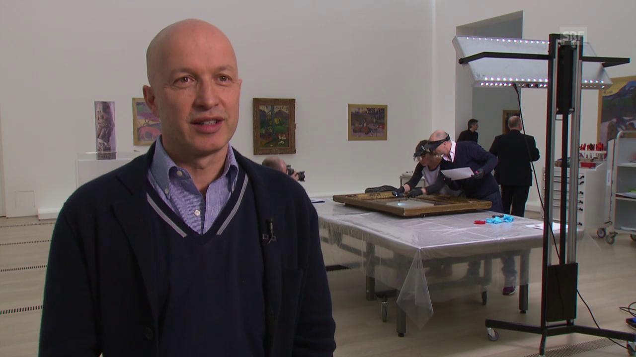 Sam Keller über die Ausstellung