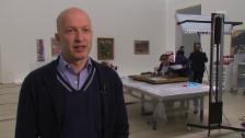 Video «Sam Keller über die Ausstellung» abspielen