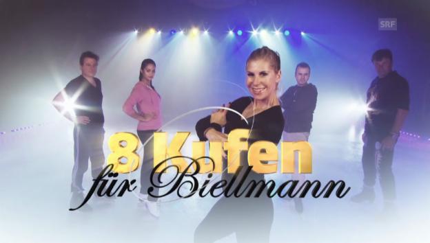Video ««8 Kufen für Biellmann»: Trailer» abspielen
