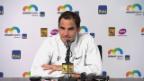Video «Federer: «Ich brauche eine Pause»» abspielen