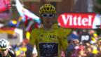 Video «Königsetappe der Tour de France» abspielen