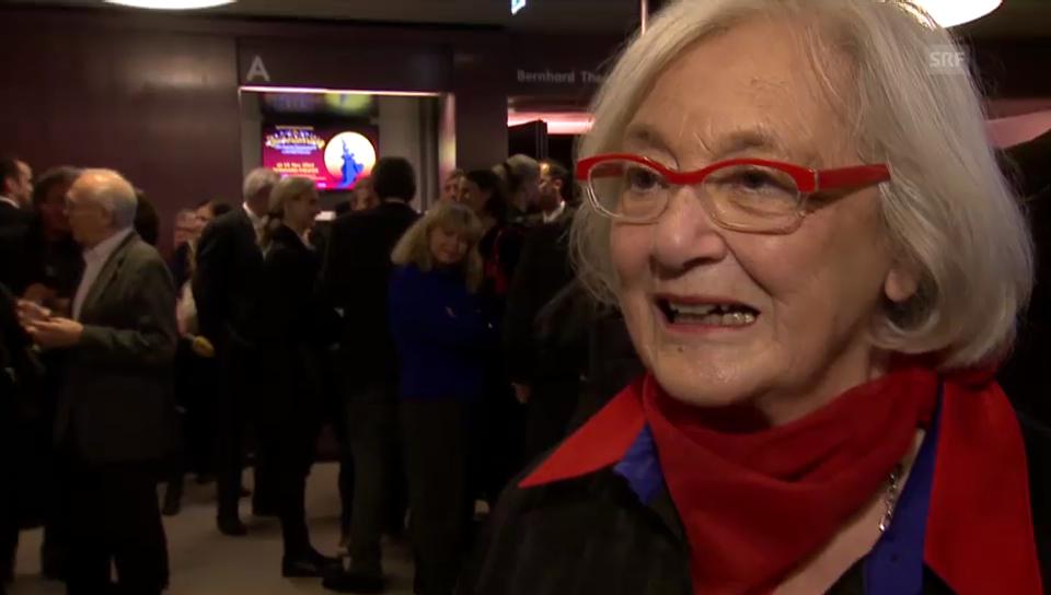 Elisabeth Schnell über das Altern in der Stadt