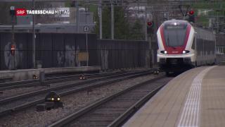 Video «SBB will Strom sparen» abspielen