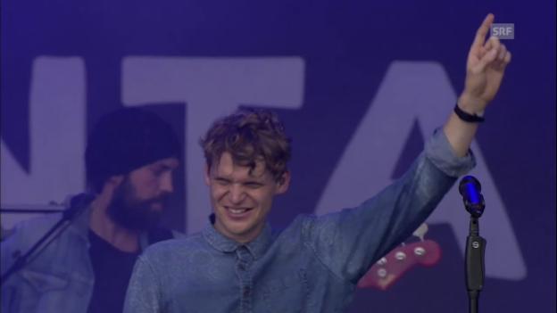 Video «Dabu Fantastic - das ganze Konzert vom Heitere Open Air» abspielen