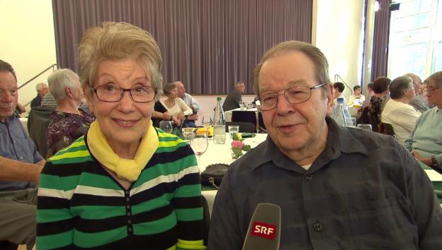 Video «Guido und Edith Eugster im Interview» abspielen