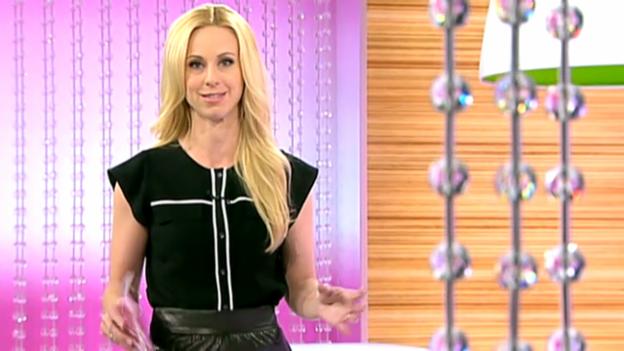 Video «glanz & gloria mit Nicole Berchtold» abspielen