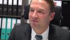 Video «Gerüstet: Hoteldirektor Ingo Schwegler» abspielen