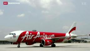 Video «Suche nach Airbus abgebrochen» abspielen