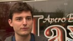 Video «Benjamin Fischer, der aktive Präsident der Jungen SVP» abspielen