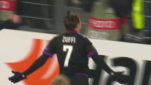 Video «Luca Zuffi: Traumtor und späte Entscheidung» abspielen