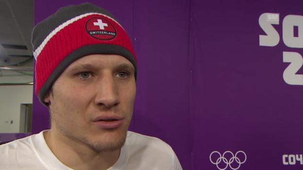 Video «Die NHL-Cracks stossen zur Nati («sotschi aktuell», 10.2.14)» abspielen