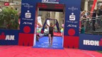 Video «Triathlon: Ironman in Wiesbaden» abspielen