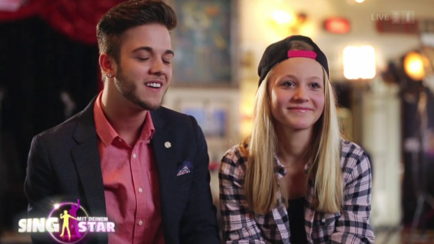 Video «Sing mit deinem Star vom 16.05.2015» abspielen