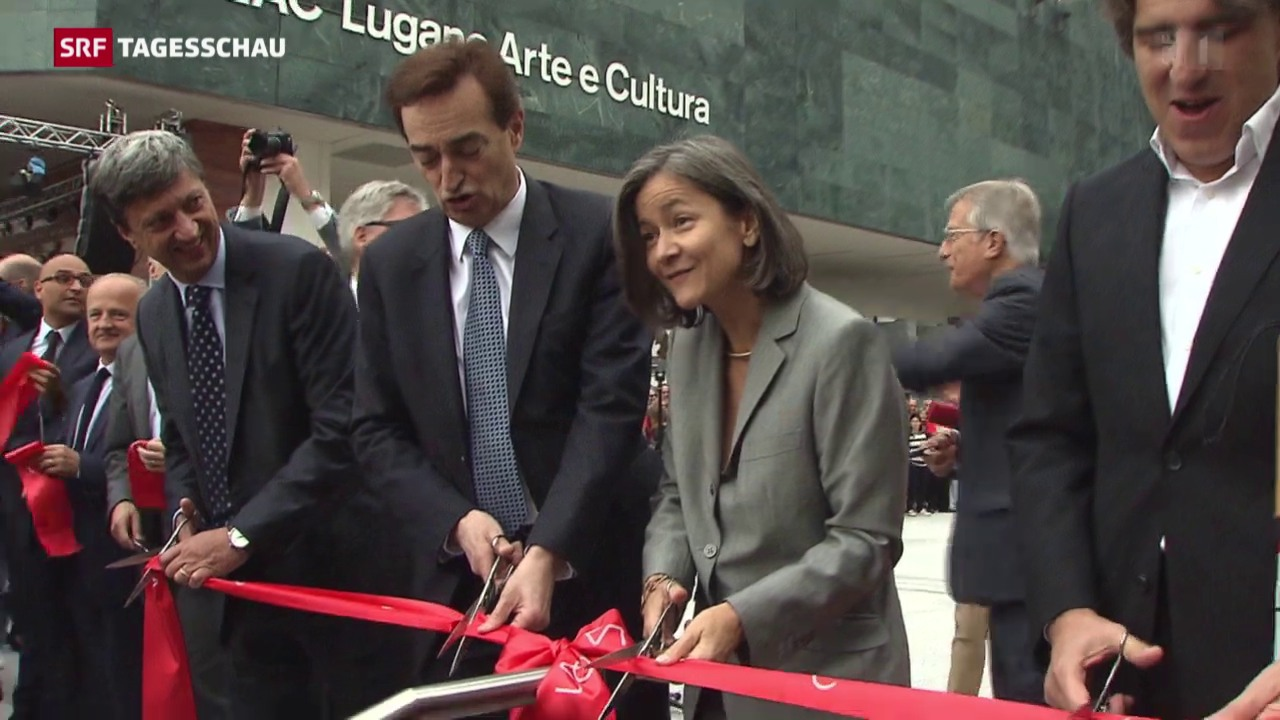 «LAC» feiert Eröffnung