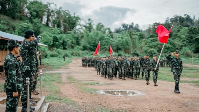 Aus dem Archiv: Gewalt in Myanmars Grenzregionen nimmt zu