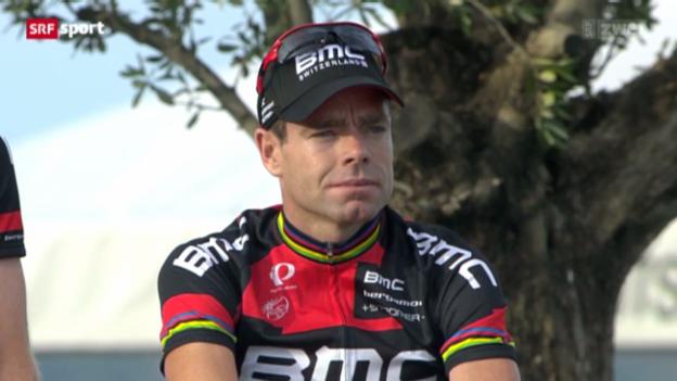 Video «Rad: Vorschau auf die Tour de France» abspielen