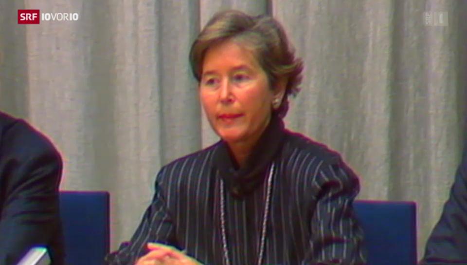 Der Fall von Elisabeth Kopp