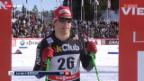 Video «Langlauf: Weltcup in Lahti» abspielen