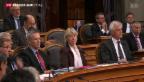 Video «Ständerat hält an Pauschalsteuer fest» abspielen