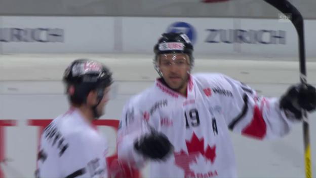 Video «Team Canada besiegt Mountfield» abspielen