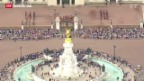 Video «Warten auf den ersten Auftritt des Prinzen» abspielen