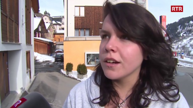 Laschar ir video «Anna Bosshard, Schlans»