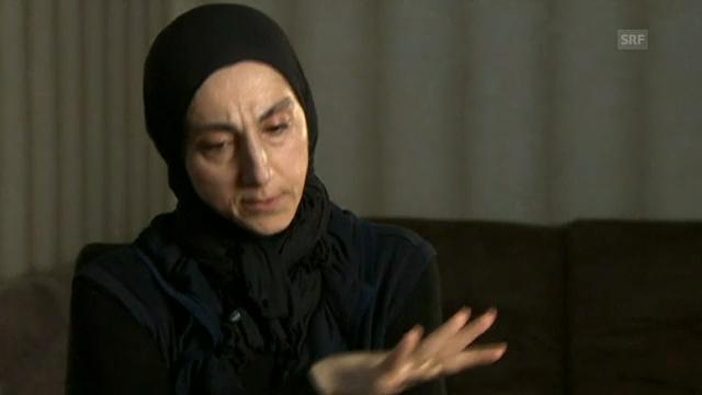Mutter verteidigt Dagestan-Reise des Sohnes (engl.)