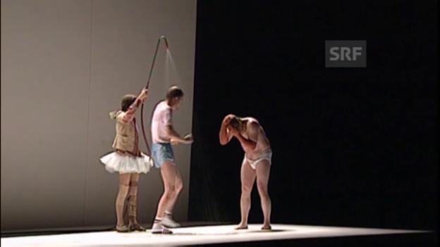 Video «Unterhosentheater» abspielen
