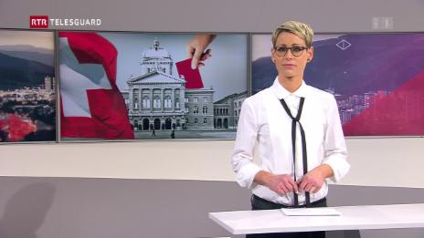 Laschar ir video «Telesguard da votaziuns dals 04.03.2018»