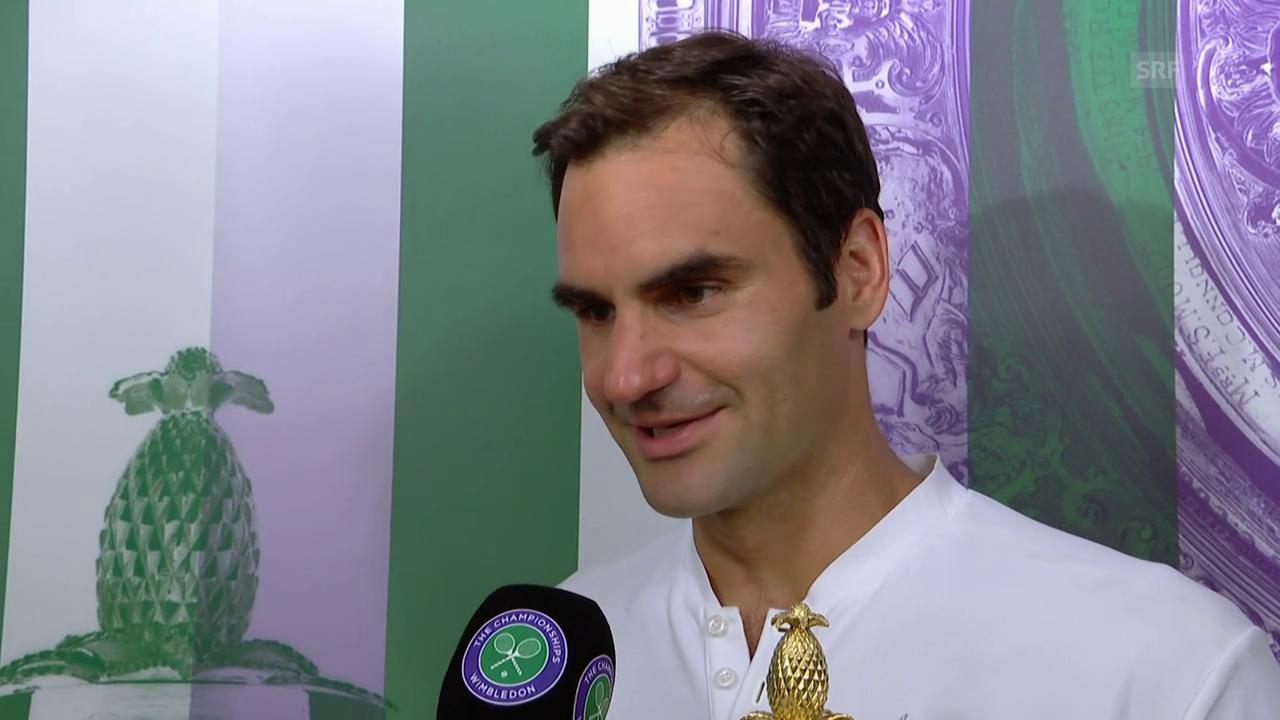 «Wimbledon bedeutet mir die Welt»