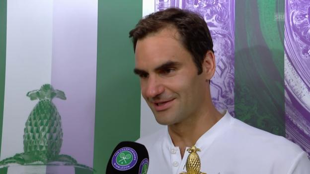 Video ««Wimbledon bedeutet mir die Welt»» abspielen