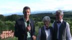 Video ««Potzmusig» hinter den Kulissen: Akkordeonduo Näf-Häusermann» abspielen