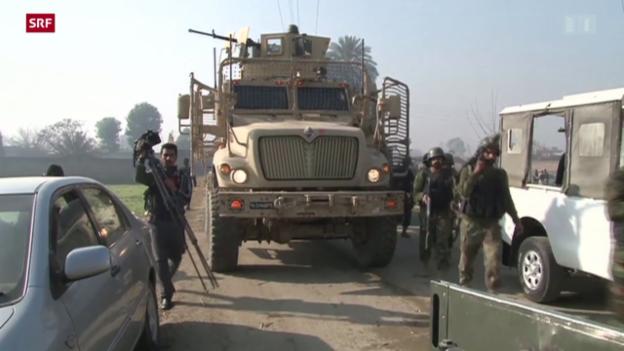 Video «Terroranschlag in Pakistan» abspielen