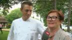 Video «Ivo Adam: Grosse Geburtstagsüberraschung für seine Mutter» abspielen