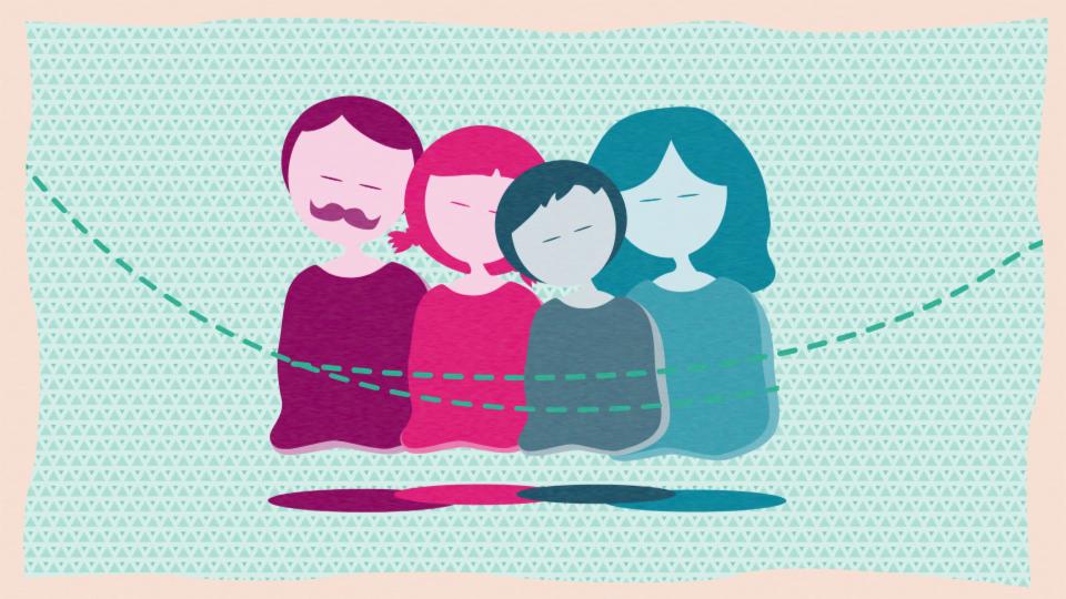 Meine Familie und ich: Patchworkfamilie (1/5)