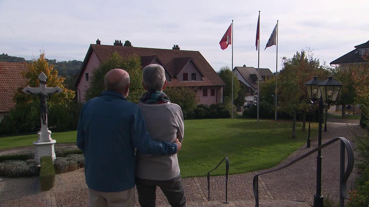 Verliebt in Hägendorf und ineinander