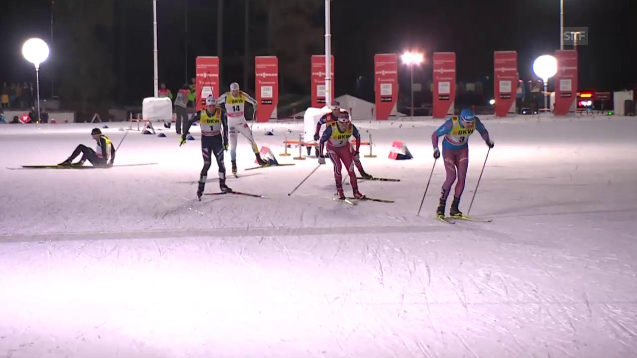 Langlauf: Tour de Ski, Rückblick auf die ersten 2 Etappen