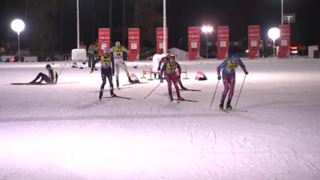 Video «Langlauf: Tour de Ski, Rückblick auf die ersten 2 Etappen» abspielen