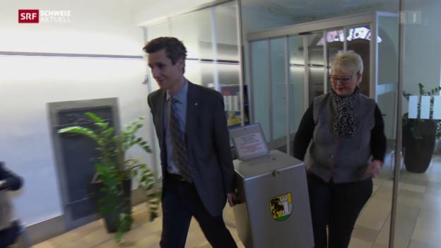Video «Schweiz aktuell vom 24.02.2016» abspielen