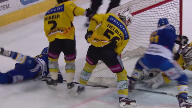 Video «HCD - SCB: Die Live-Highlights» abspielen