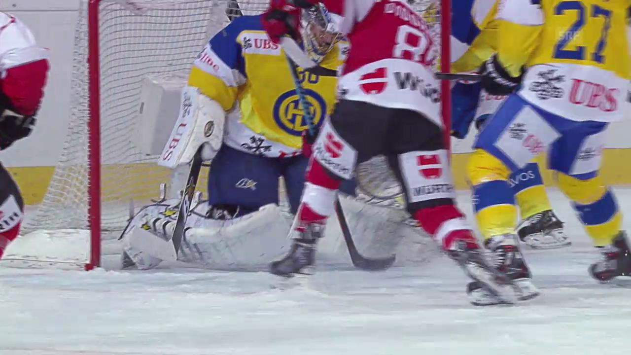 Eishockey: Spengler Cup, Zusammenfassung Team Canada - Davos